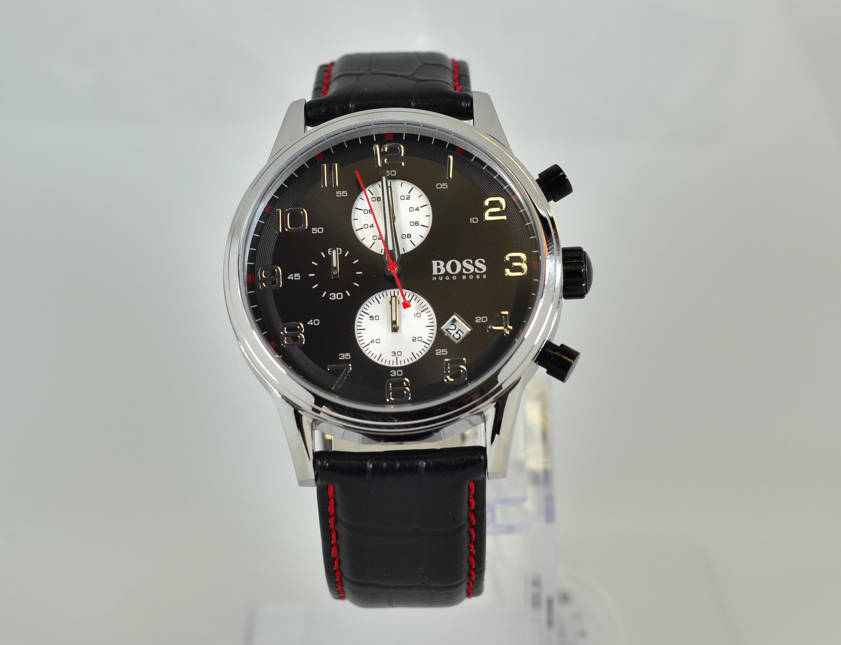 hugo boss black sport aeroliner chronograph hb1512631 herrenuhr uhr neu ebay. Black Bedroom Furniture Sets. Home Design Ideas